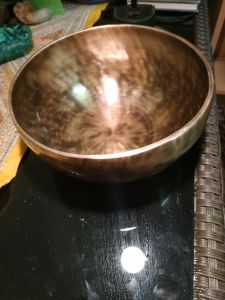 Tibetsky Misa /Singing Bowl/Klangschalen 18cm